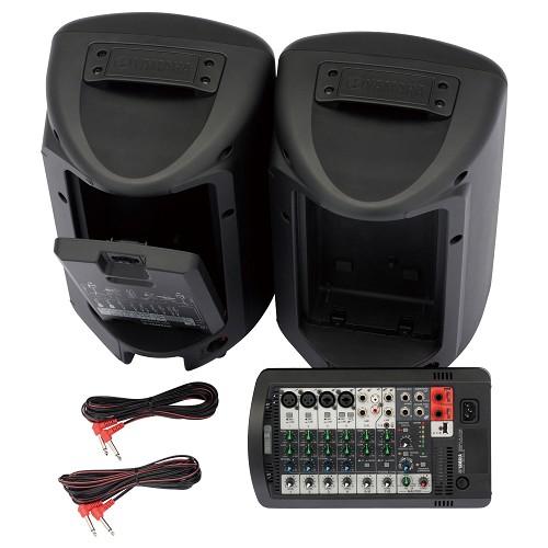 YAMAHA Portable Proaudio System [Stagepas 400i] - Monitor Speaker System Passive
